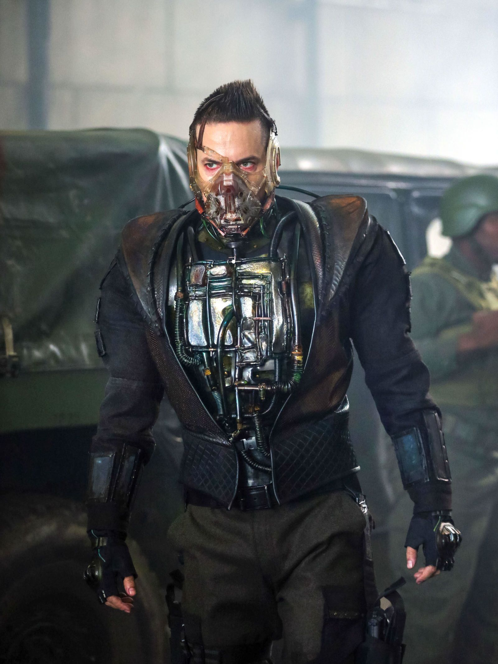New Gotham Season 5 Trailer Reveals Banes Arrival Shane