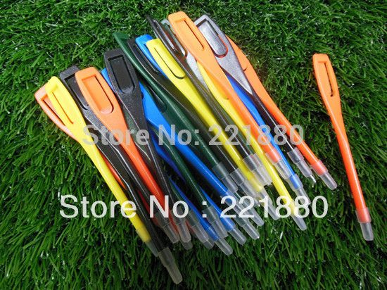 Find More Golf Training Aids Information about Free Shipping High Quality Brand New Plastic Colorful Golf Score Pencial,High Quality accessories headphone,China accessories mirror Suppliers, Cheap golf shoe accessories from Shenzhen Crestgolf Supplies Co., Ltd. on Aliexpress.com