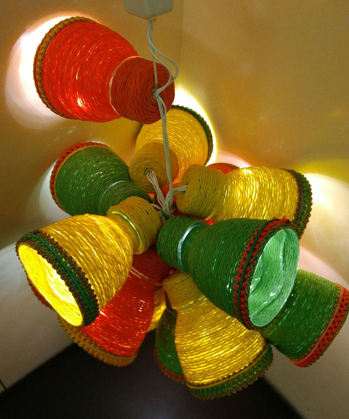 79+ How To Make Hanging Paper Decorations For Diwali - How To Make ...