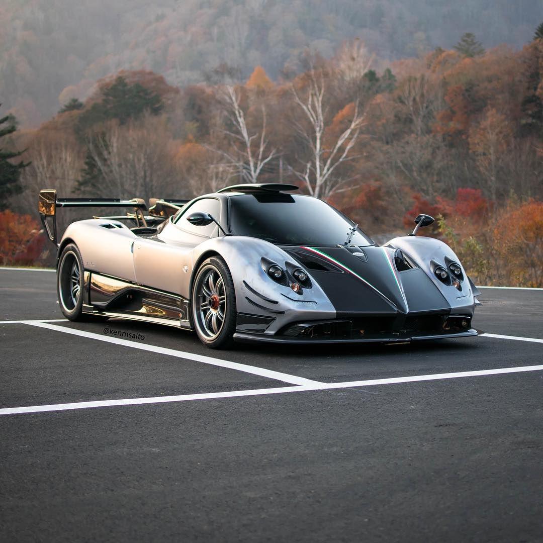 Pagani Zonda 760 Super Sport Cars Super Cars Pagani Zonda
