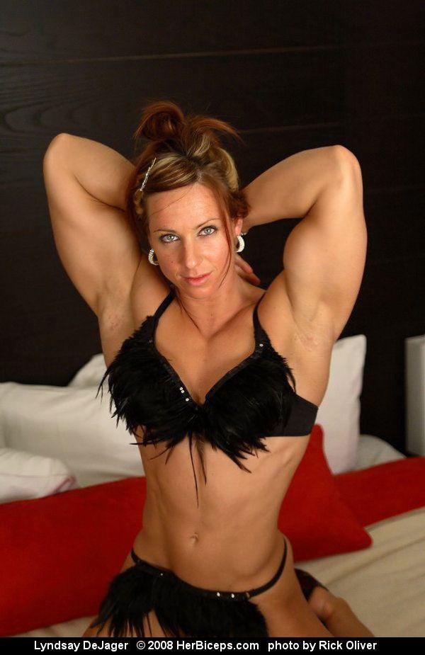 Sexy Bodybuilderin