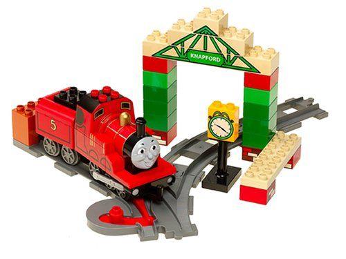 Amazon.com: LEGO DUPLO Thomas & Friends - James at Knapford ...