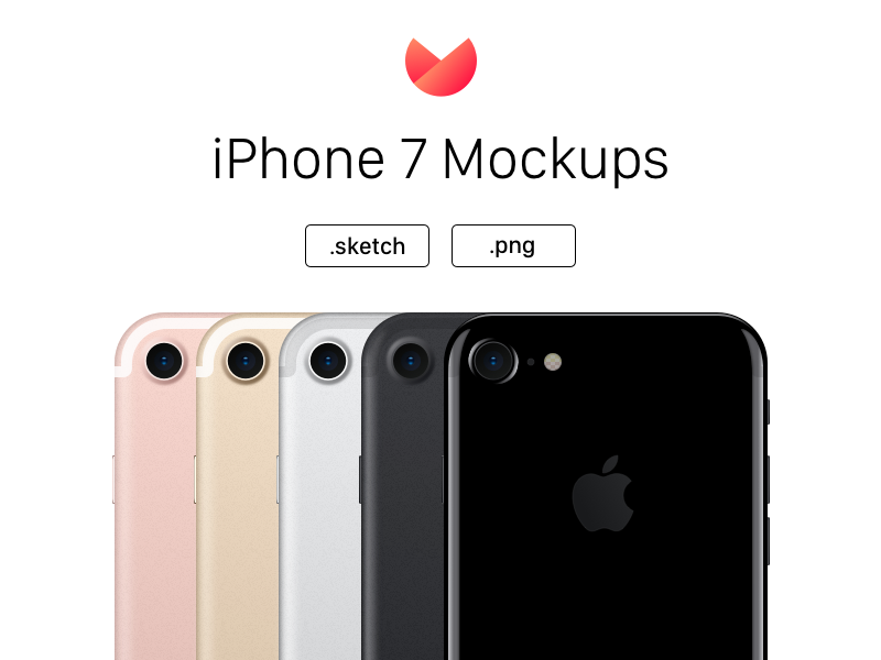 Download Iphone 7 Mockups All Colors In 2020 Iphone Iphone Psd Iphone 7