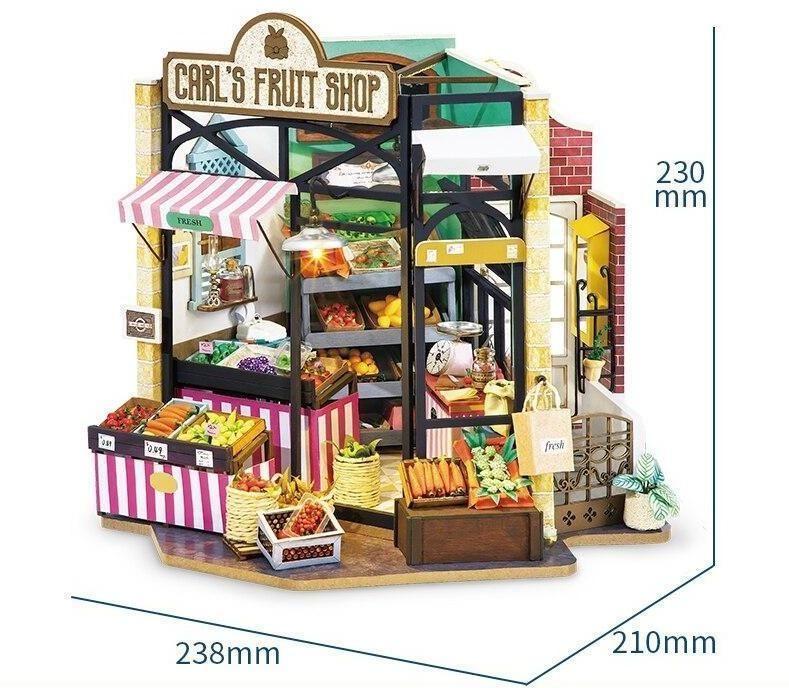 Photo of Fruit Shop DIY