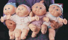 Cabbage Patch Kids Teeny Tiny Preemies From The 1990s Jordan Toys For Girls Cabbage Patch Kids Baby Beanie
