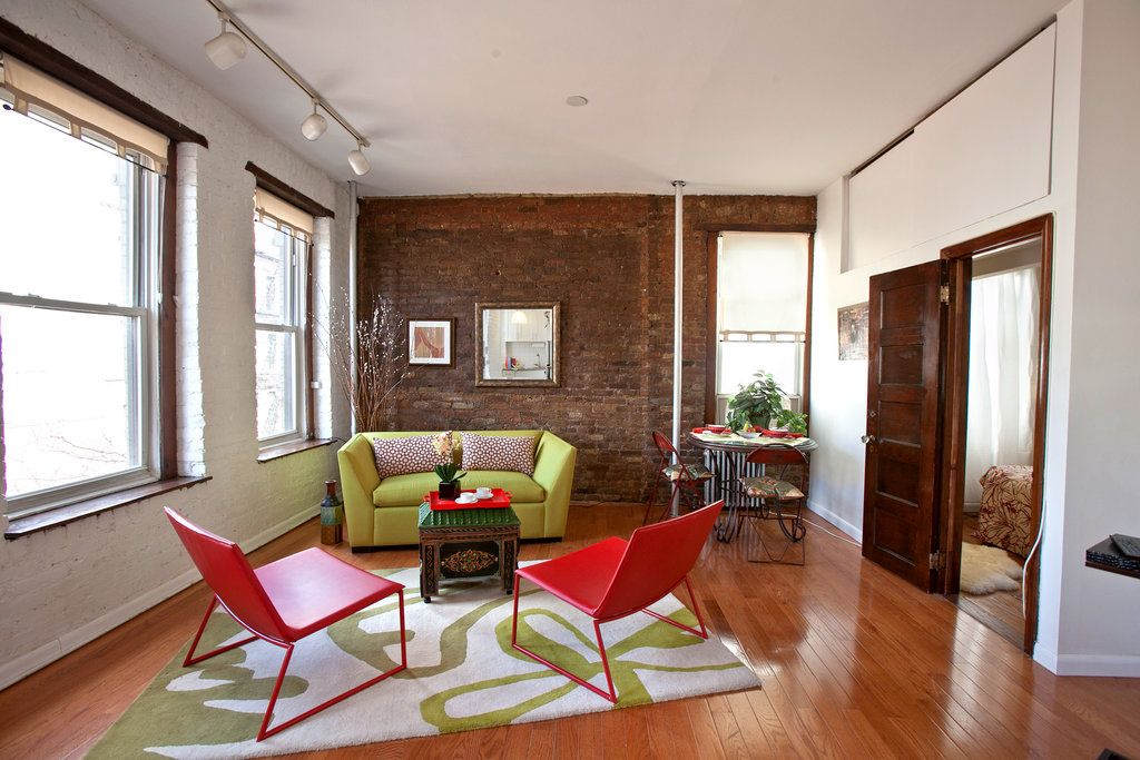 On the Market in New York City Upper west side apartment