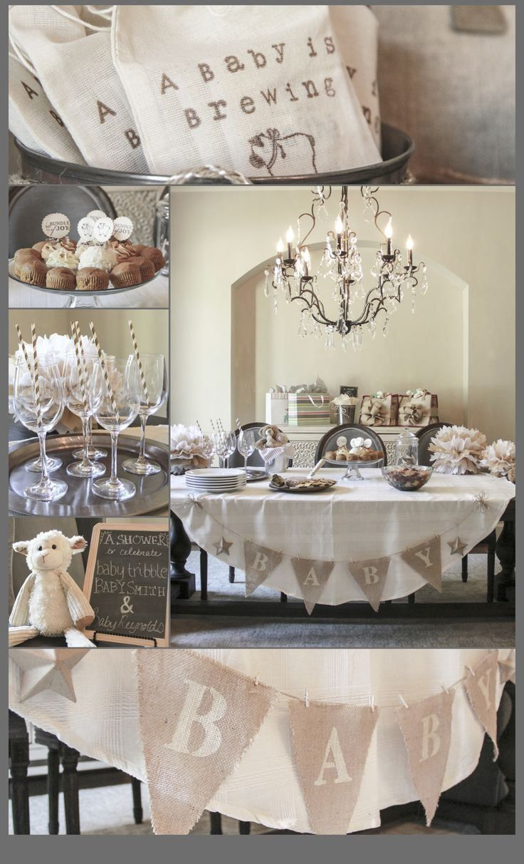 Gender neutral baby shower with lamb theme 1000 en 2020