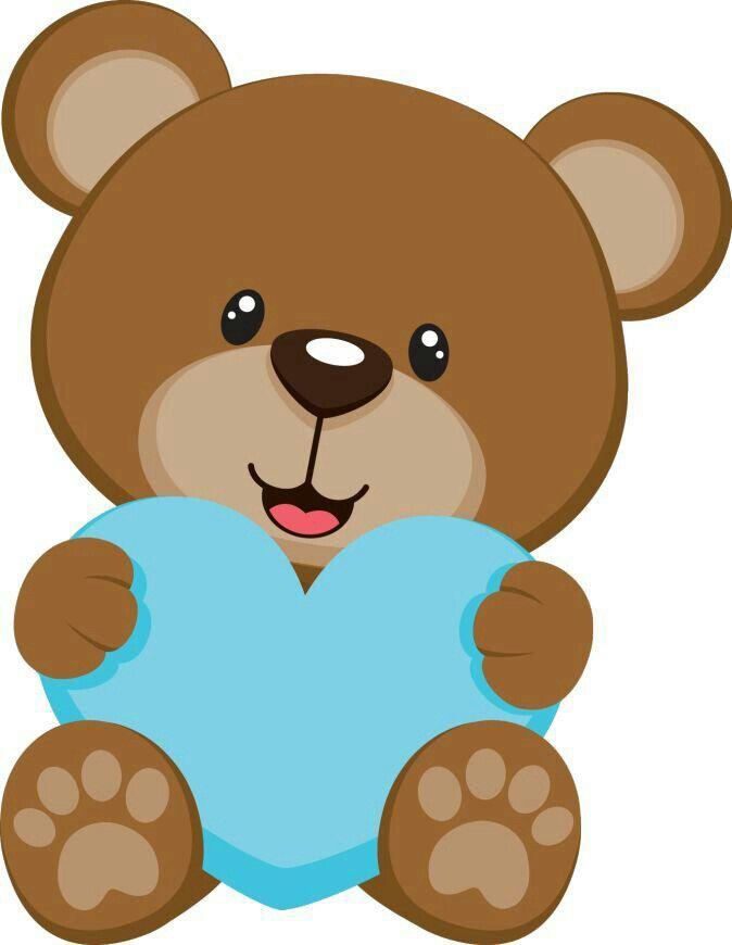 Bear baby. I love you beary
