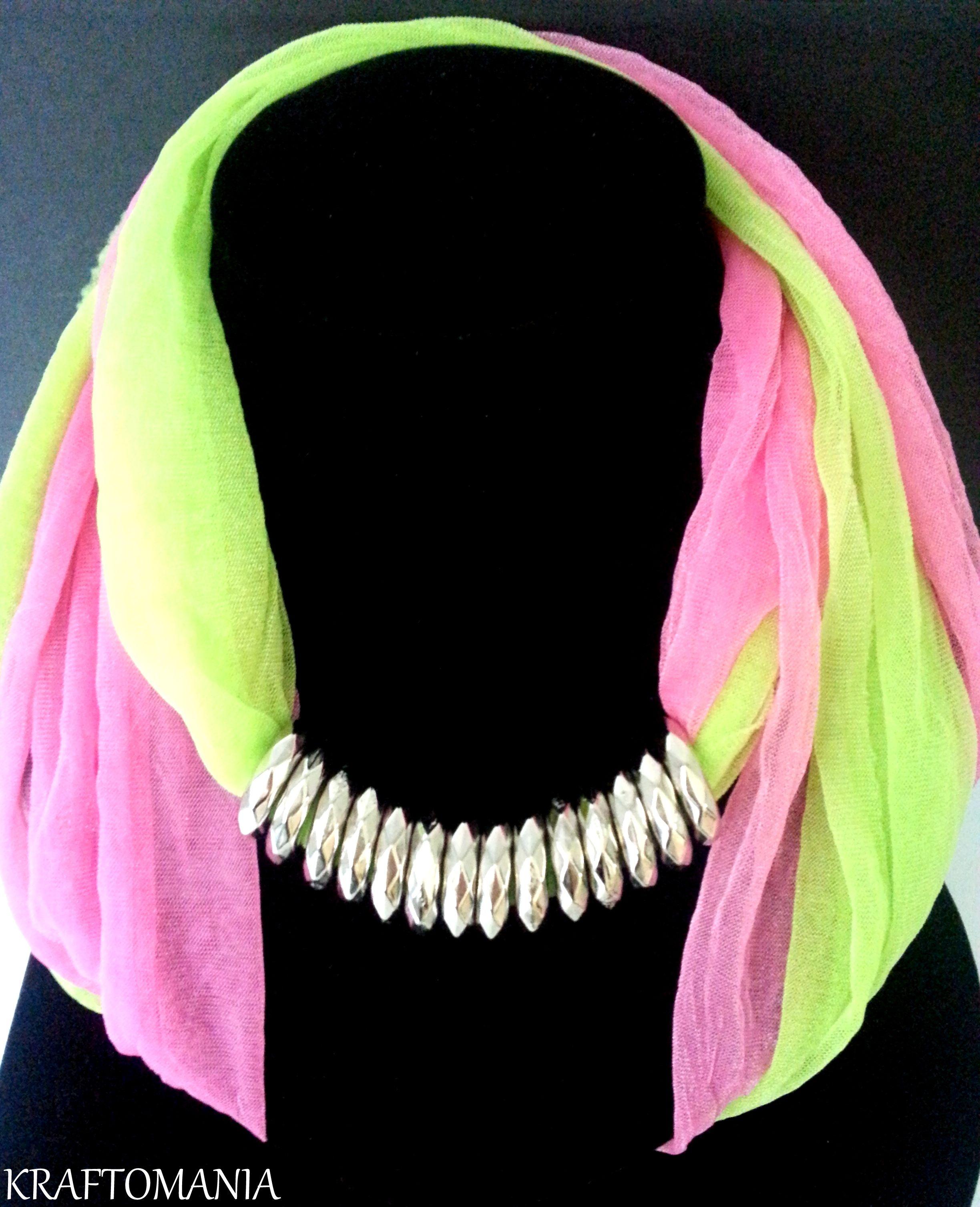 Double tone pendant scarf scarf type chiffon pendant rings double tone pendant scarf scarf type chiffon pendant rings mozeypictures Choice Image