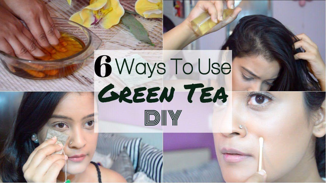 6 Best Green Tea DIY Beauty Recipes