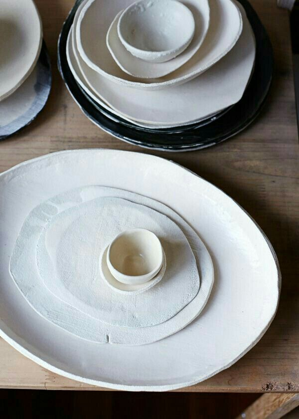 Gorgeous ceramics from the Fortynine Studio in Sydney (photo by Sean Fennessy) & Pin by Girl on Ceramics | Pinterest | Organic ceramics Pottery clay ...