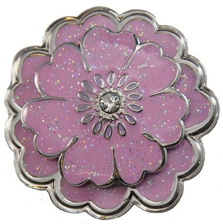 Day 10 of Lori's Golf Shoppe 25 Days of Christmas Giveaways! Today's giveaway is a Kicks Candy Pink Glitz and Swarovski Crystal Flower Ball Marker and Shoe Clip. Like or comment on our facebook status for a chance to be our lucky winner! Click away to join! Good luck!