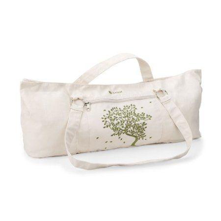 Amazon Com Gaiam Marrakesh Embroidered Yoga Mat Tote Bag