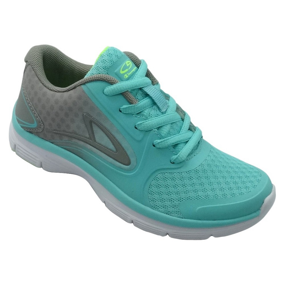 bf7e0b301e8da Watch her go faster in the C9 Champion Big Girls  Legend 2 Performance Athletic  Shoes in Blue. These girls  sneakers are designed to give her a modern look  ...