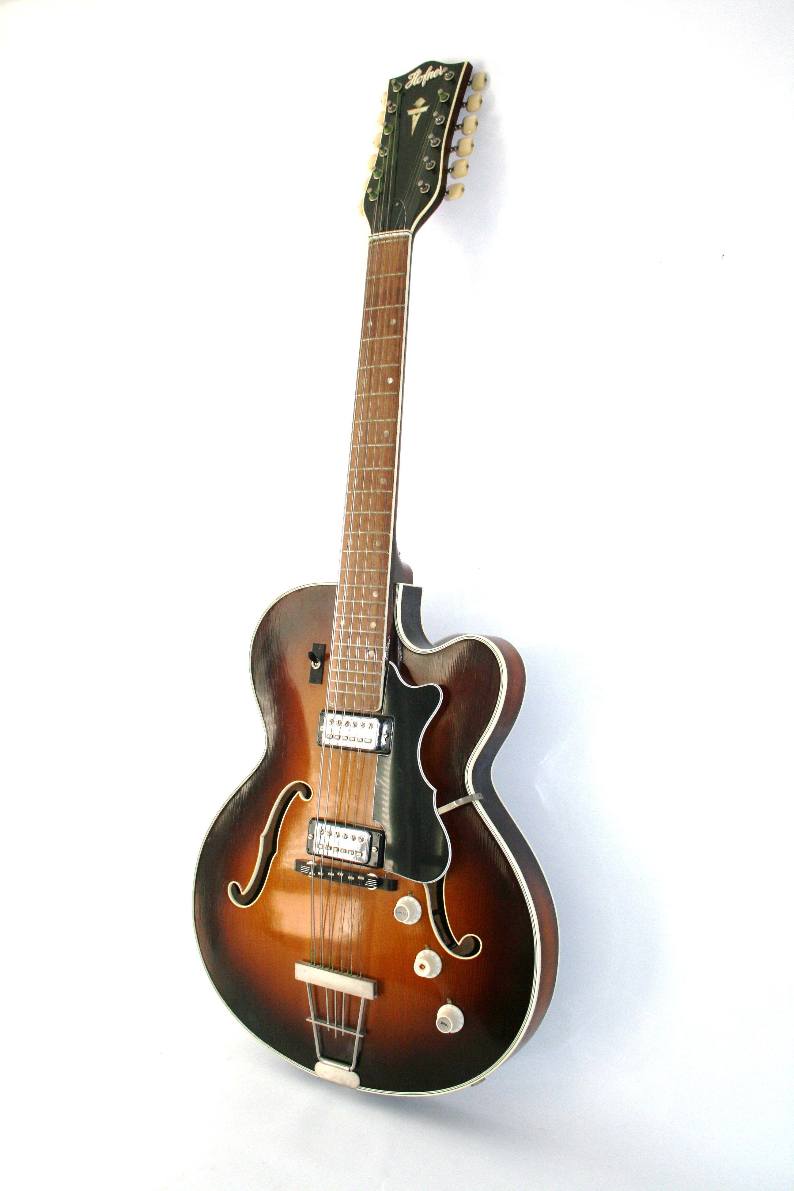 Guitars vintage hofner Vintage HOFNER