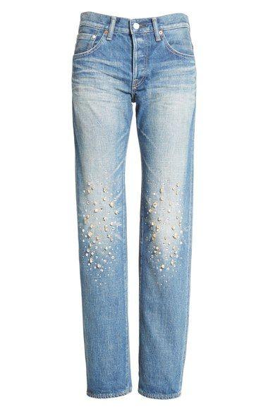 bijoux Stardust jeans - Blue Tu Es Mon TR TbGhEQ6S
