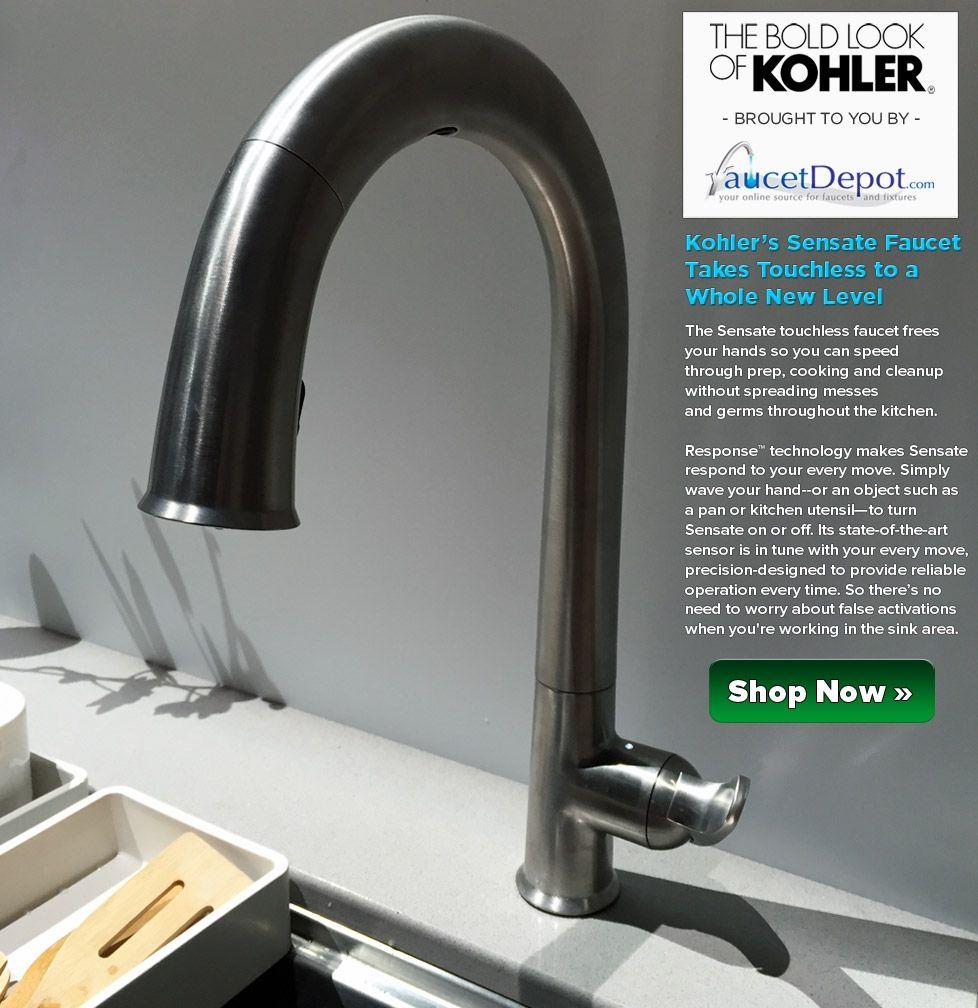Kohler Kitchen Faucet Motion Sensor   http://latulu.info/feed ...