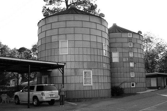 Grain Bin Apartment, Colquitt, Georgia