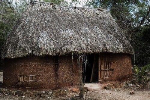Wondrous Aztec Indian Homes Traditional Maya House Aztec Indians Download Free Architecture Designs Itiscsunscenecom