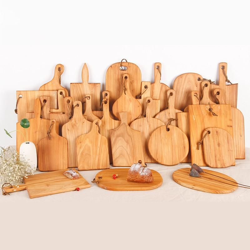 Solid Wooden Cutting Boards is part of Wooden Home Accessories Cutting Boards -  EU Brand Name OUSSIRRO Model Number MJBW16132 Feature Stocked,EcoFriendly Material Wood Packaging Single Piece Package Shape Rectangle