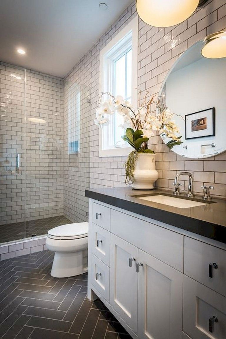 70 Lovely Bathroom Tile Remodel Ideas With Images Classic