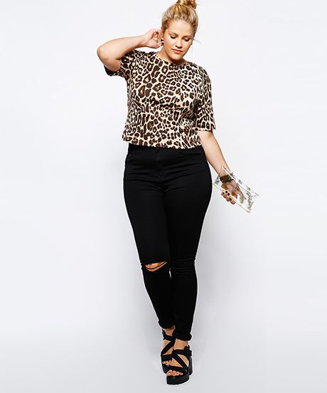 8 Pairs Of Super Flattering Jeans That Come In Plus Sizes ...