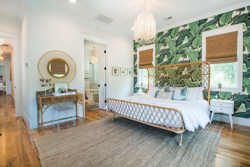Pin by Jessica Lee on Bedroom Home, Tropical bedrooms