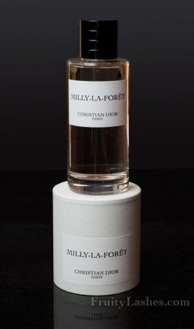 The perfect summer scent - La Collection Privee Christian Dior Milly-La-Foret
