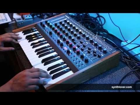 MATRIXSYNTH: More MFB Dominion 1 Demos