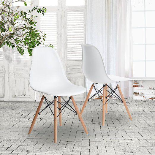 Wohnzimmer Stuhl | Teamyy Wohnzimmerstuhl Esszimmerstuhl Burostuhl 4 X Designer