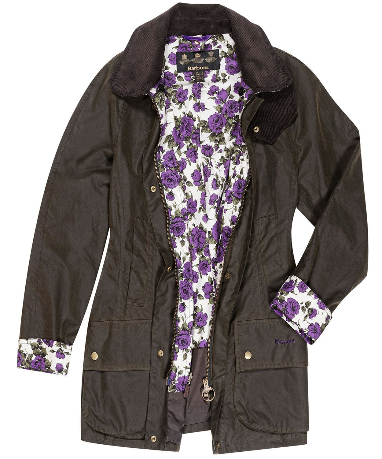 Barbour Jacket Liberty Lining