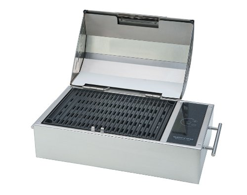 Kenyon Floridian All Seasons Portable Stainless Steel Electric