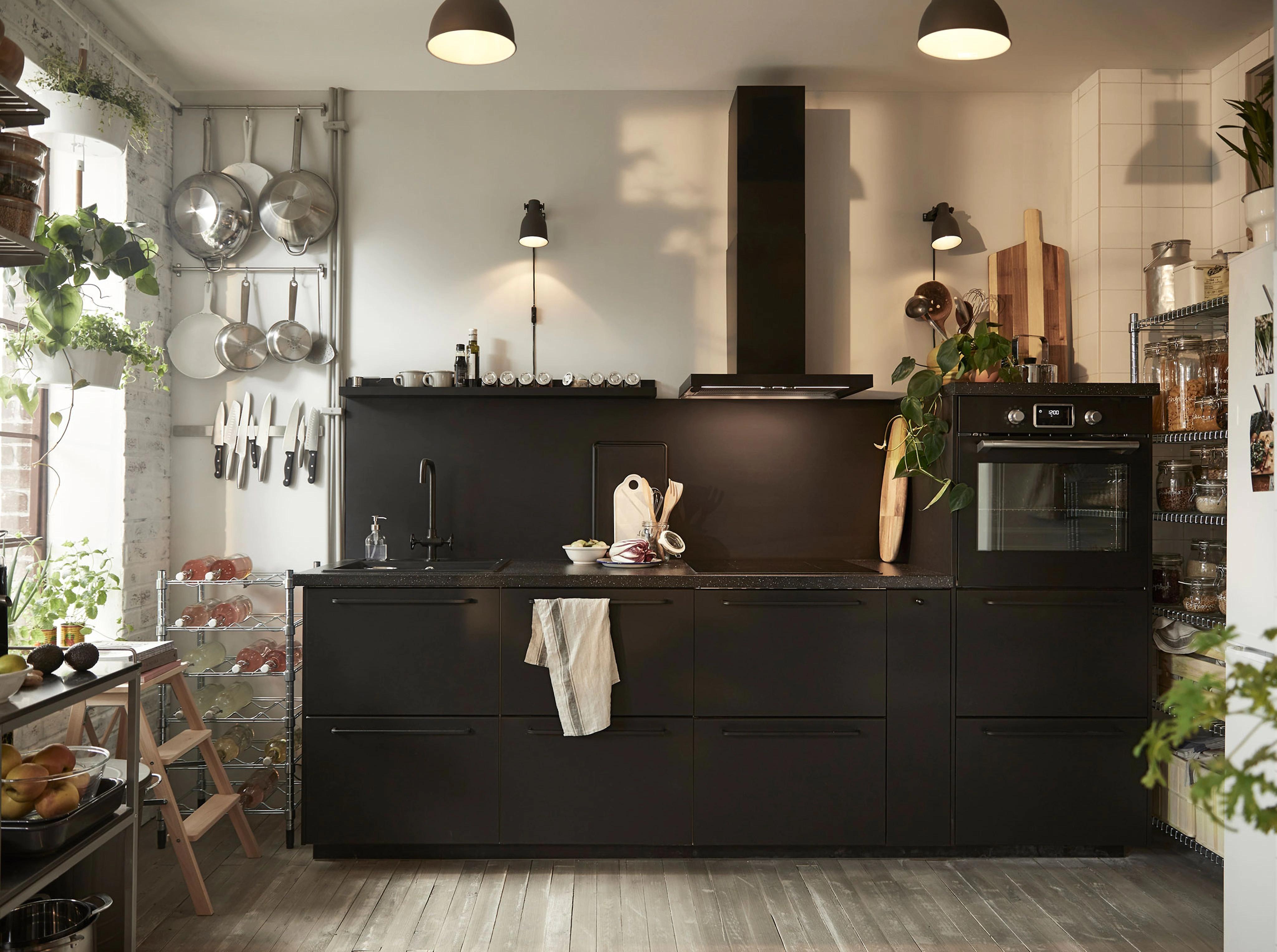 Latest Kitchen Design Trends 2019 Ikea kitchen