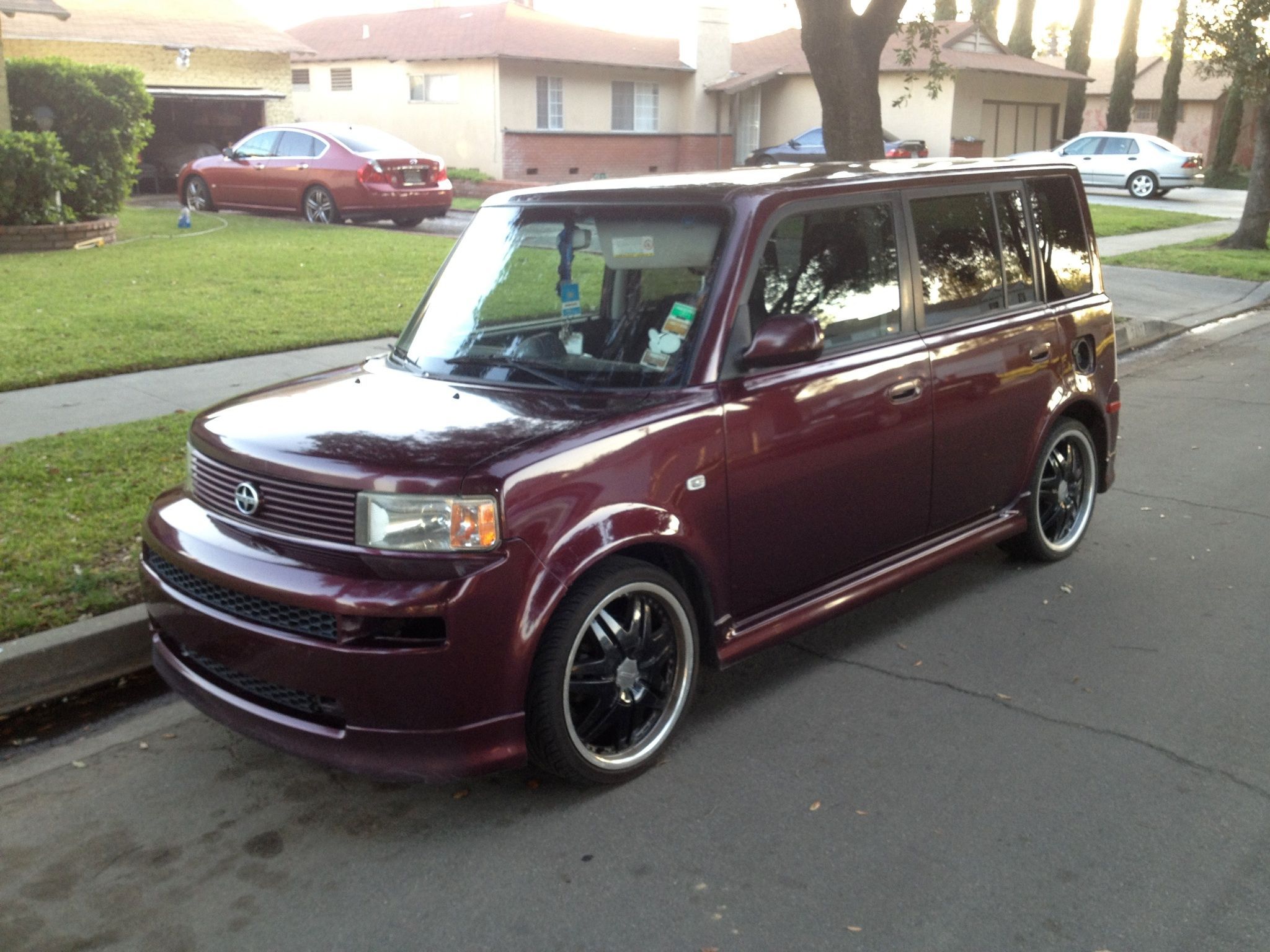 Scion Xb 2005 Toyota Scion Xb Scion Xb Scion