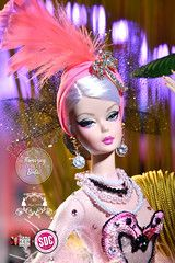Flamazing Celebration (Spanish Doll Convention) Tags: doll muñeca barbie convención spanish madrid mattel sdc coleccionistas collector signature poupée bambola souvenir magia 2000 españa spain 2019 silkstone flamazing celebration #spanishdolls