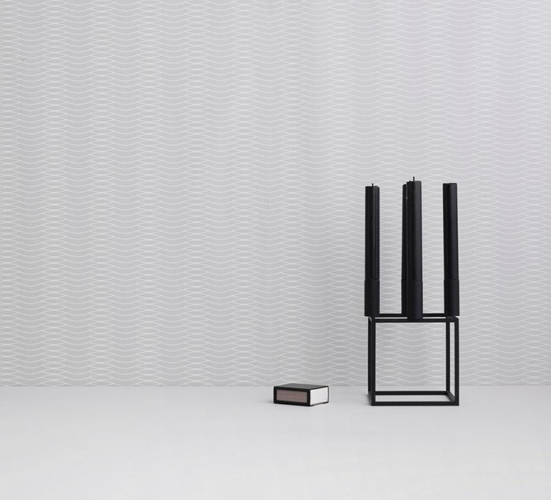 Minimalistische Schlafzimmer-Ideen In Schwarz-Weiß (mit