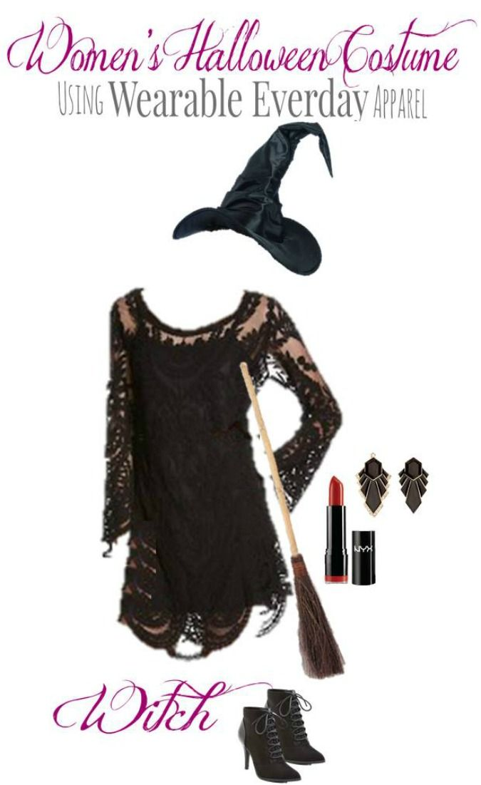 Witch Diy Halloween Costume For Adults Style On Main Halloween Costumes Women Witch Costume Diy Costumes For Women