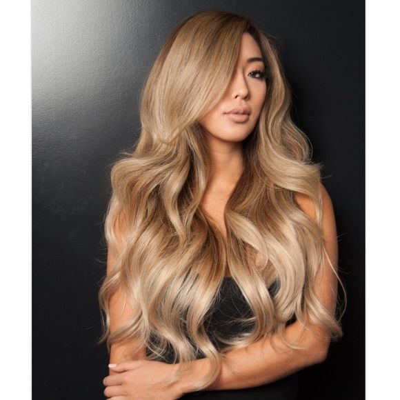 Bellami 22 Guy Tang Balayage Extensions 418 Only Tried On Once