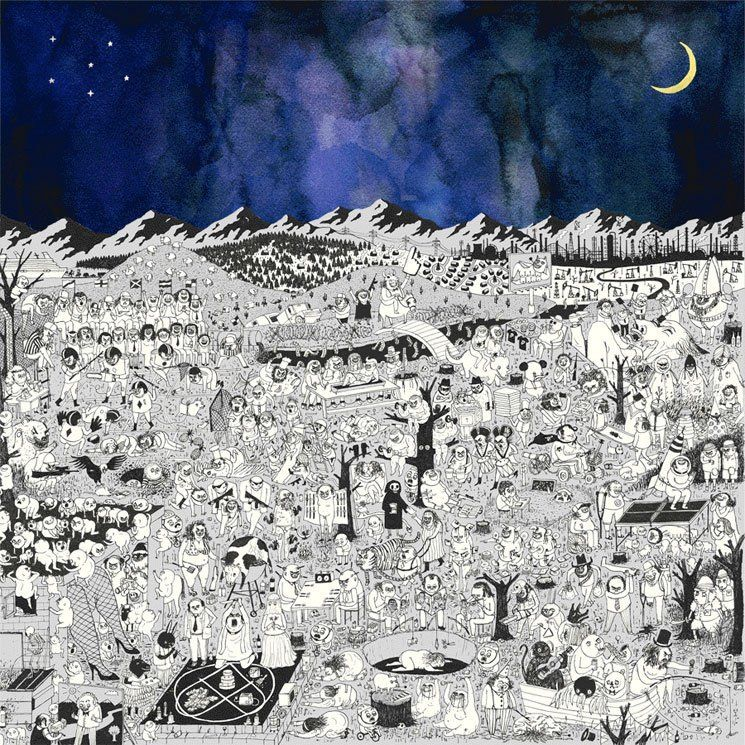 Father John Misty: Pure Comedy Deluxe Edition (Colored Vinyl) Vinyl 2L – TurntableLab.com