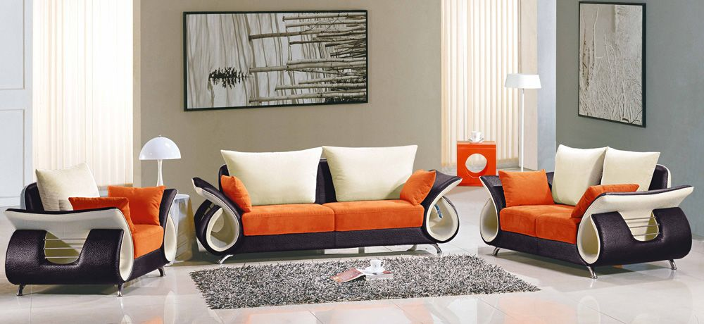 Modern Contemporary Living Room Set By Tosh Furniture