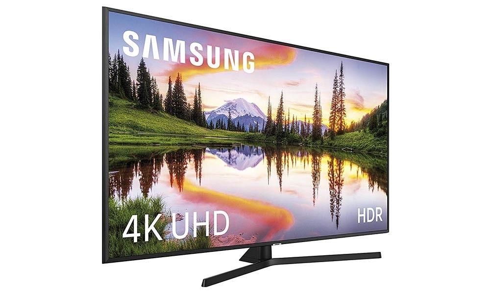 Samsung Ue50nu7405uxxc Una Moderna Smart Tv De 50 Pulgadas Que Mediamarkt Nos Deja En Su Red Night Por Sólo 497 Euros Smart Tv Samsung Tv