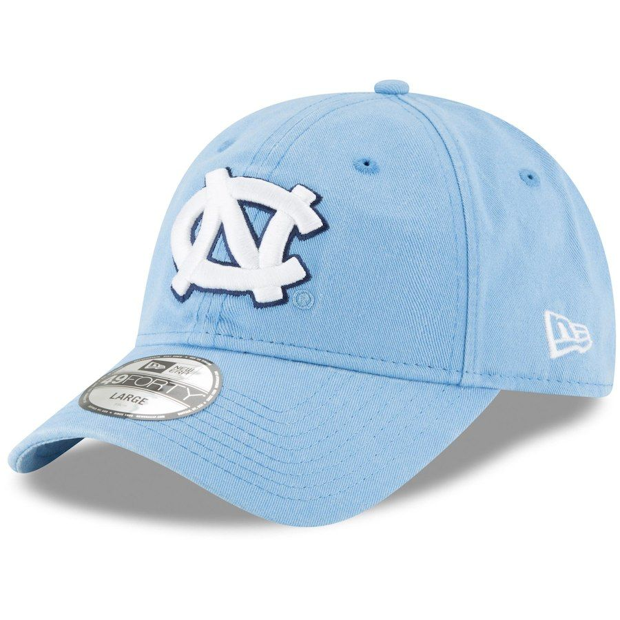 buy popular f0ca8 9e38e North Carolina Tar Heels New Era Relaxed 49FORTY Fitted Hat – Carolina Blue,  Your Price   27.99