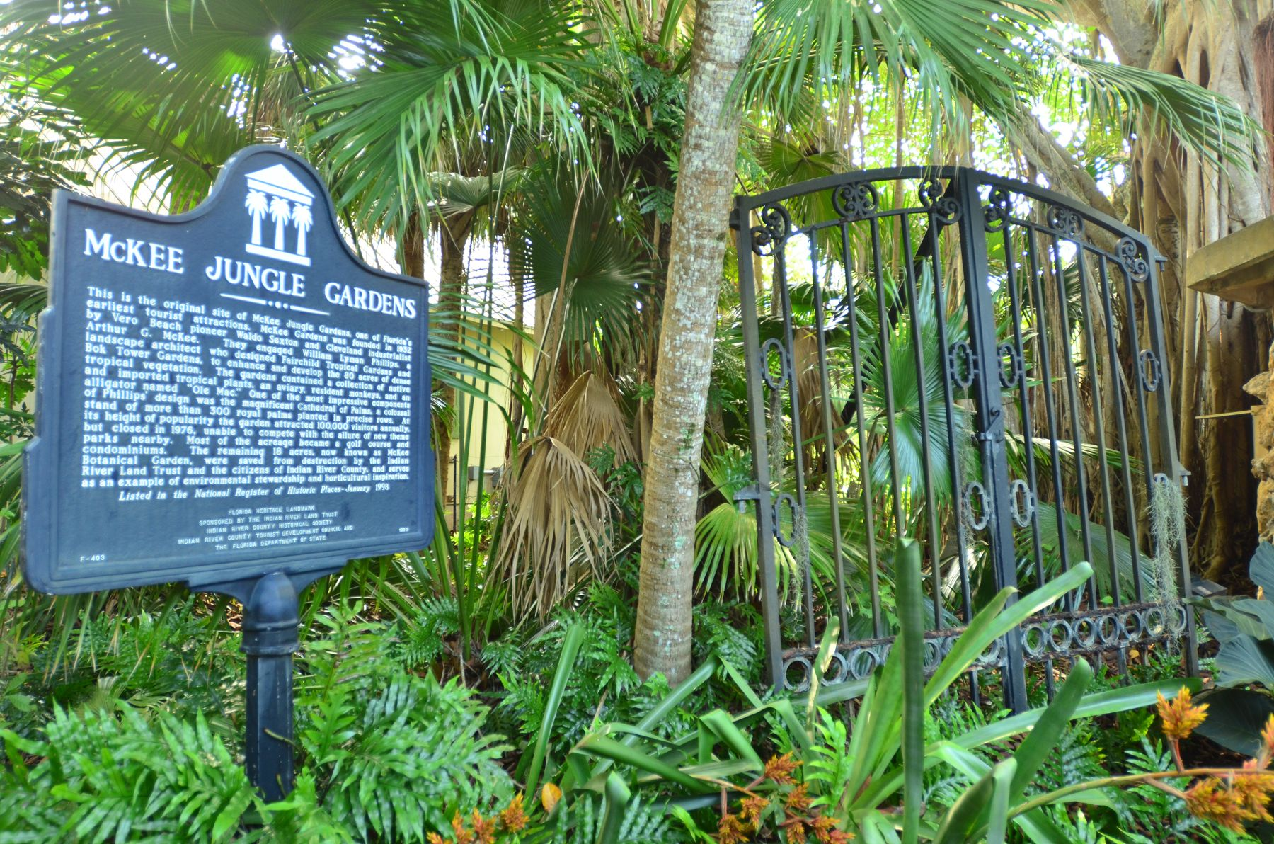 McKee Gardens, Vero Beach, FL | Travel The Treasure Coast & Vero ...