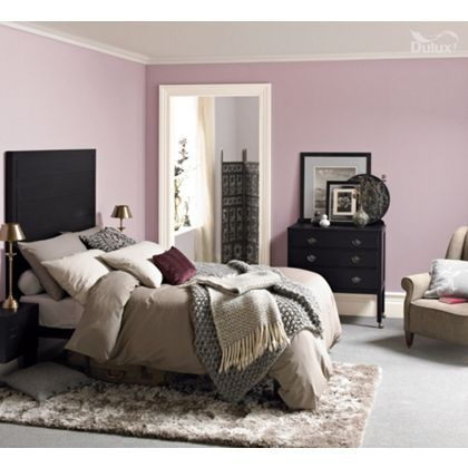 Dulux once dusted fondant matt 2 5l home design and for Dulux paint ideas bedroom