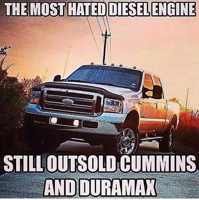 Powerstroke Diesel Ford Jokes Ford Humor Ford Pickup Trucks