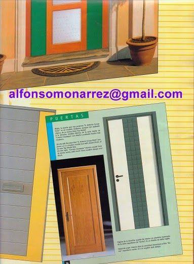 BOOKS: WOOD DOORS 1 Carpentry Designs