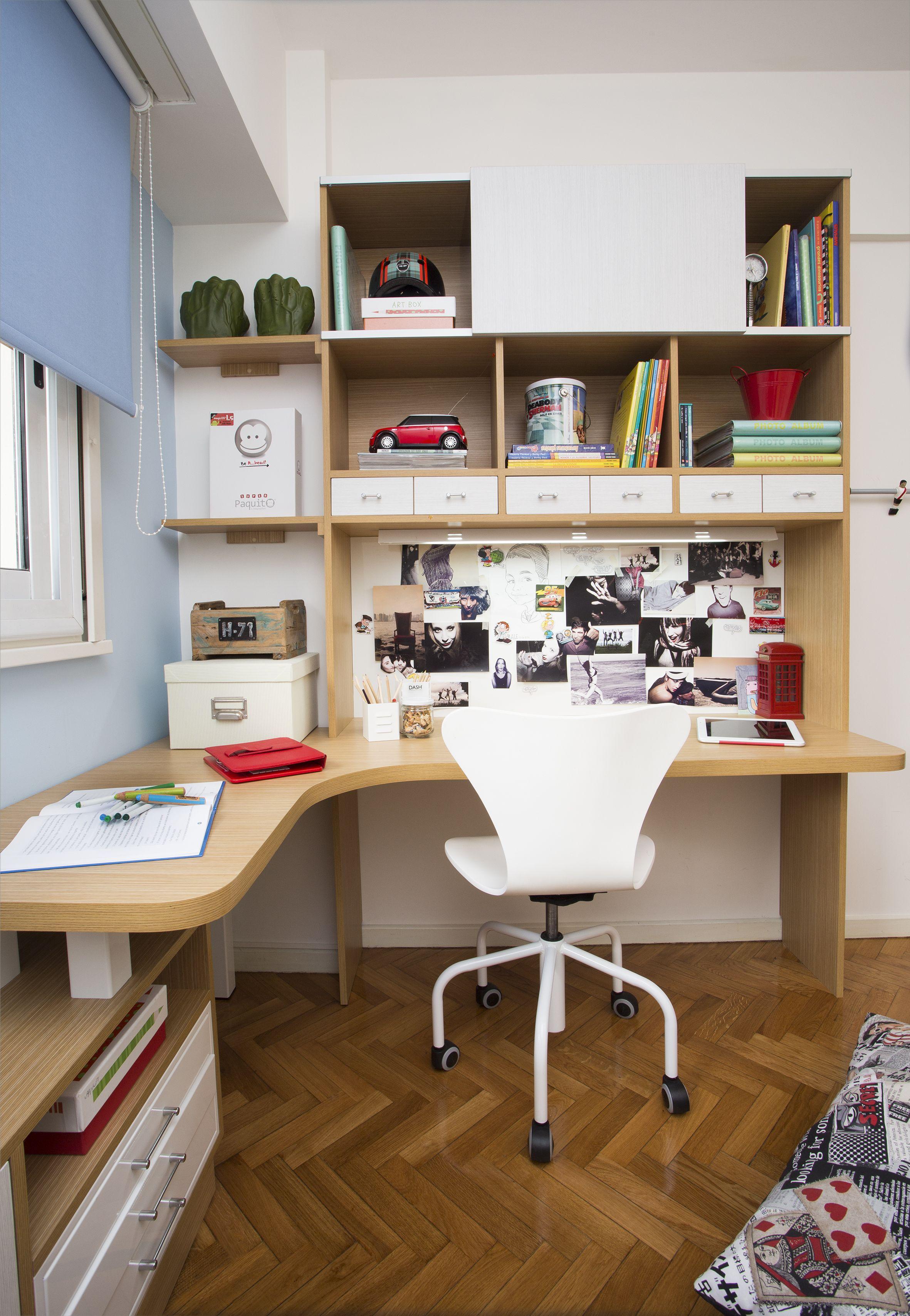 Escritorio En Esquina Pinteres  # Muebles Gacela Rio Cuarto