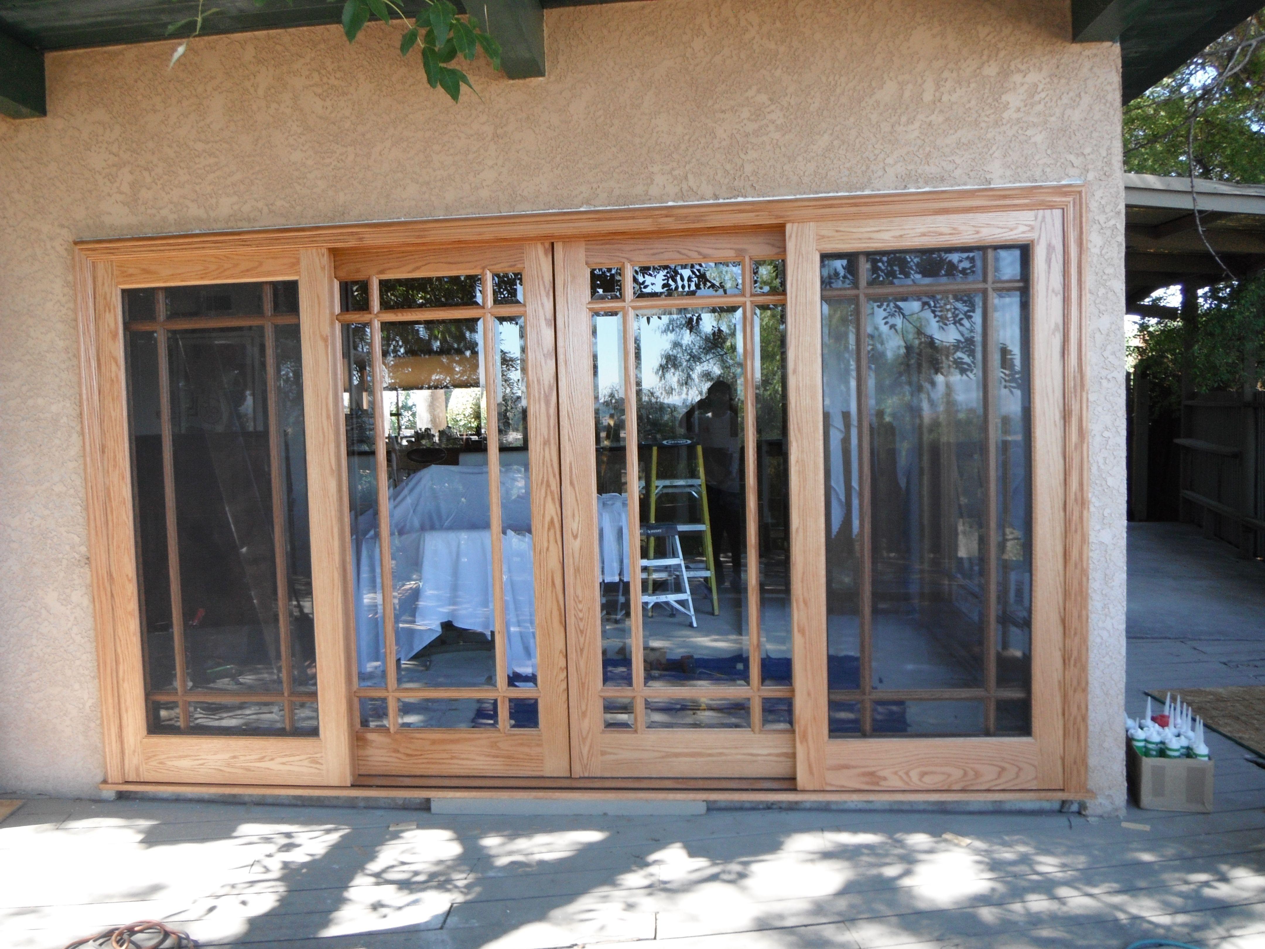 Craftsman Patio Doors Google Search Craftsman Patio Doors Sliding Glass Door Exterior Wood