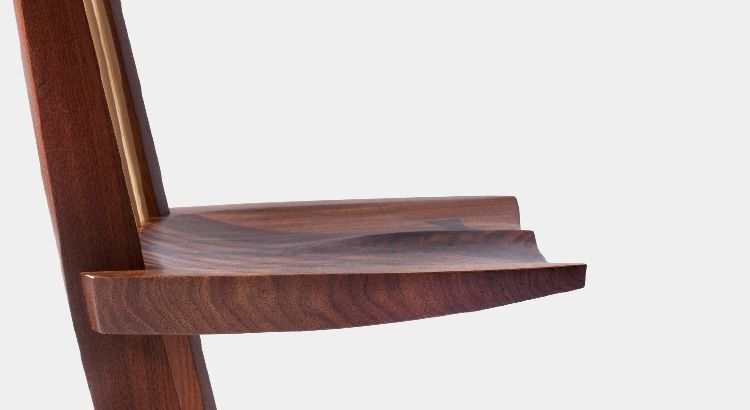 Conoid Chairs Designed By George Nakashima This Iconic Design As Daring As The Studio It Was Named A George Nakashima Furniture Nakashima Furniture Furniture
