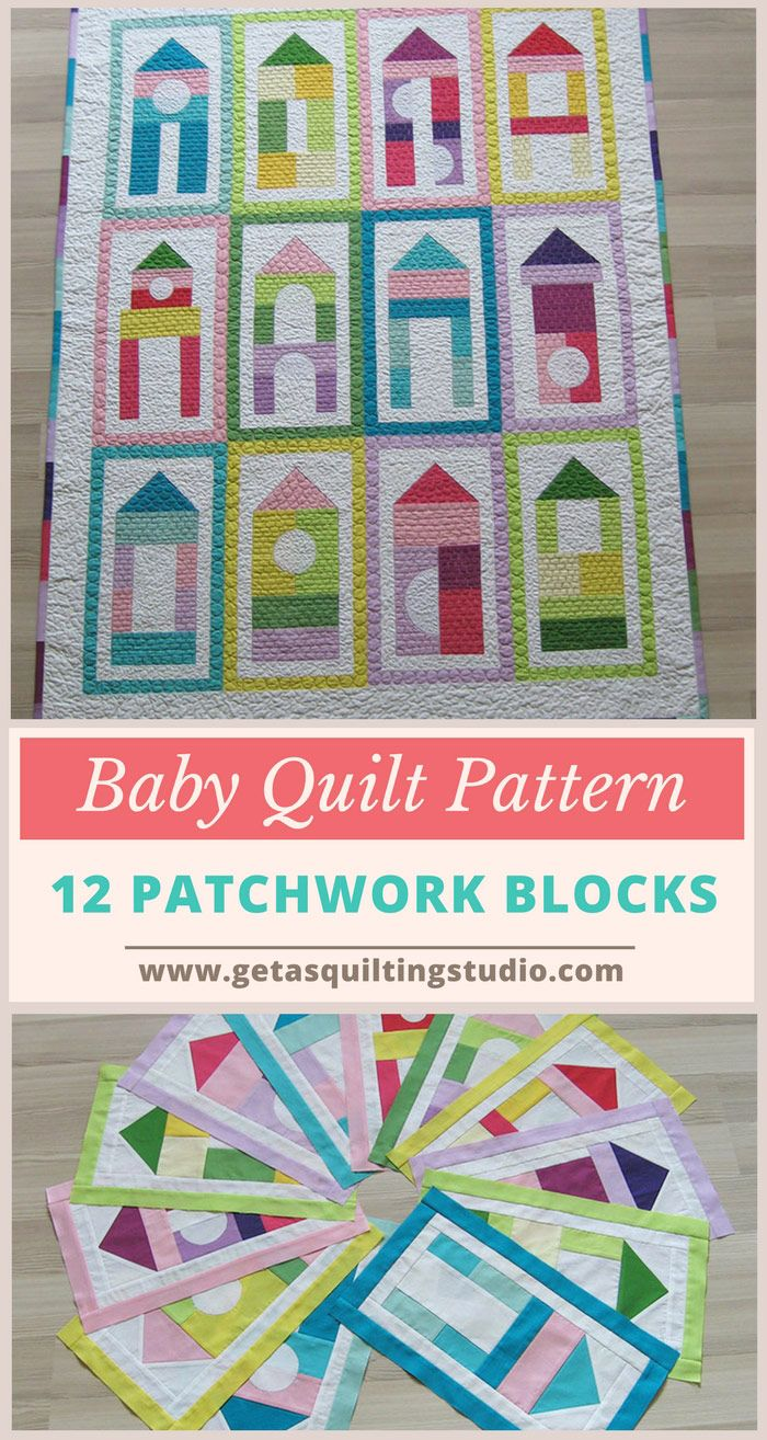 Baby Block Quilt Patterns Unique Decorating Ideas